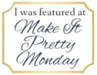 Feature Button - Make it Pretty Monday