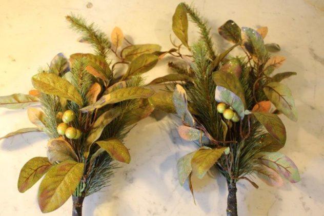 Belle Bleu Interiors Fall Wreath 1