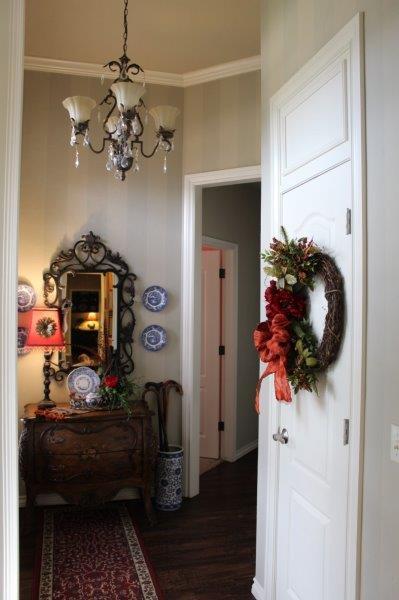 Belle Bleu Interiors Fall Wreath 30