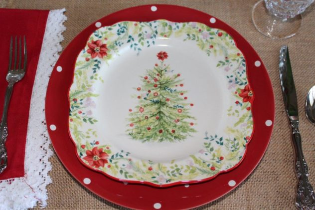 Belle Bleu Interiors Christmas Tablescape Blog Hop 13
