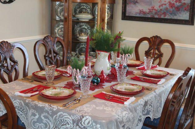 Belle Bleu Interiors Christmas Tablescape Blog Hop 18