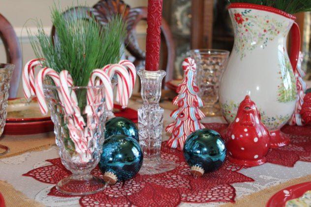 Belle Bleu Interiors Christmas Tablescape Blog Hop 7