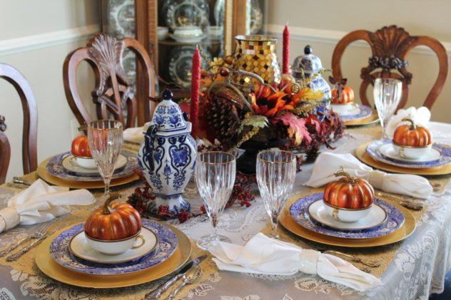 Belle Bleu Interiors Thanksgiving Tips 3