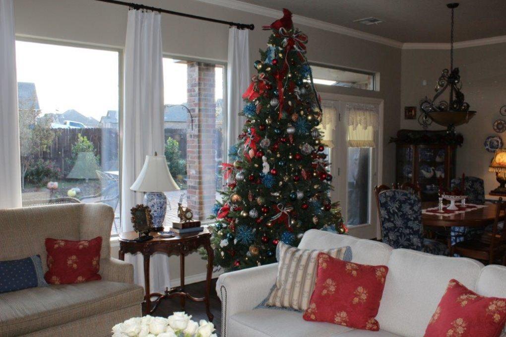 Belle Bleu Interiors Christmas Home Tour 20