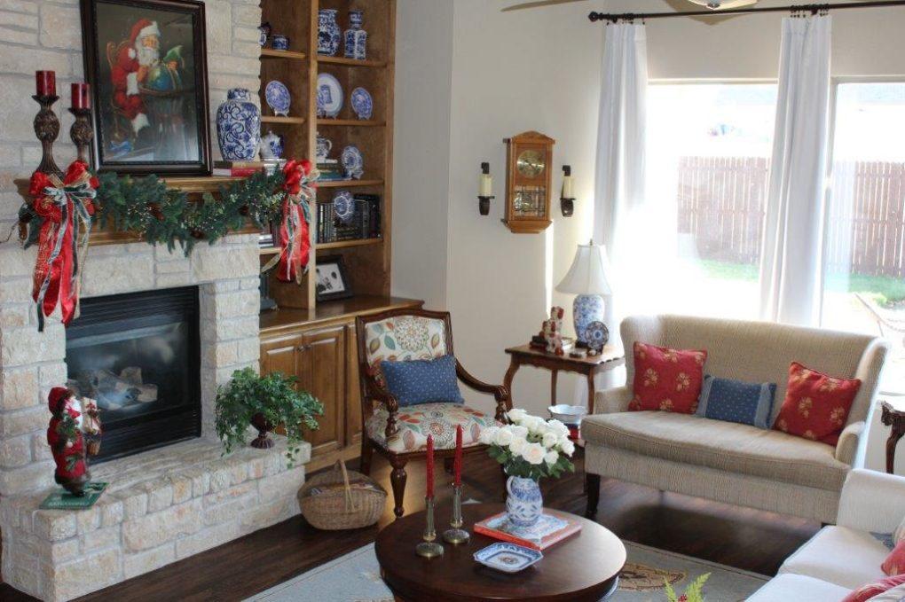 Belle Bleu Interiors Christmas Home Tour 23