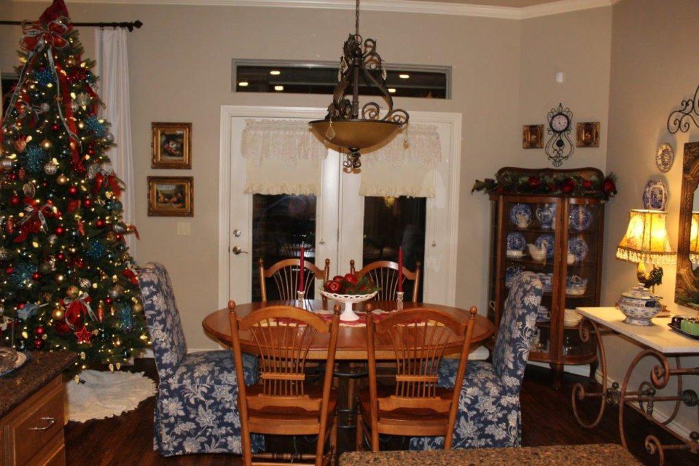 Belle Bleu Interiors Christmas Home Tour 27