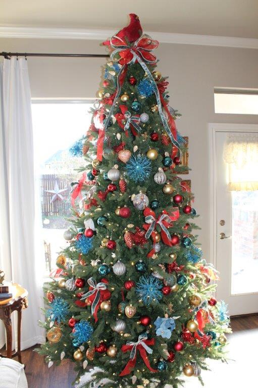 Belle Bleu Interiors Christmas Home Tour 6